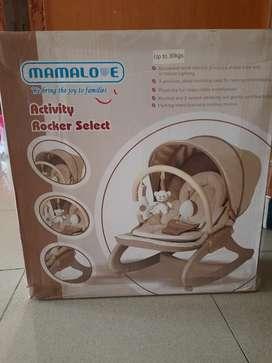 Bouncer atau tempat duduk bayi atau baby chair