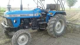 Sonalika 745 di good condition tractor