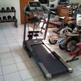Treadmill Elektrik 3 Fungsi TL270 AUTO INCLINE