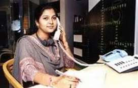 Female Receptionist - kodambakkam - Full /part time