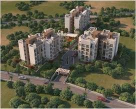 1 BHK Flat Sale Near By smart City Taloja Panchnand Colony Nr Metro