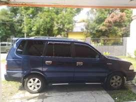 Jual Toyota Kijang LGX D 2001