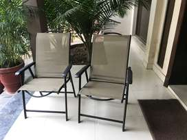 Imported chairs