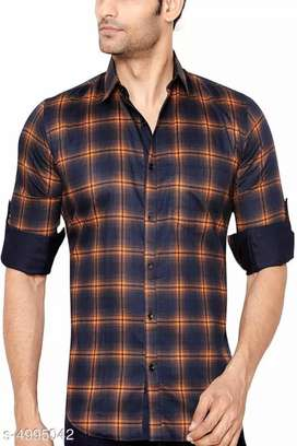 Men Shirts Cash on delivery, in hole sale price.