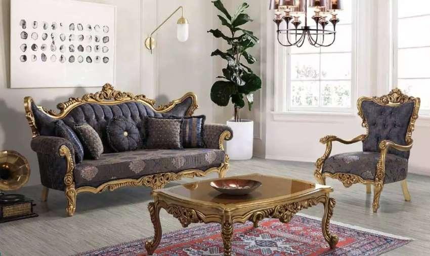 Sofa tamu clasic 0