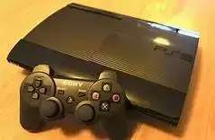 PS3 Super Slim 12GB(Free COD Ghosts Game)
