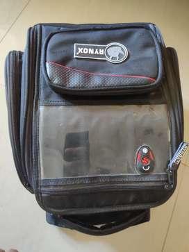 Rynox Magnetic Tank Bag
