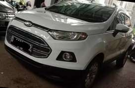 Jual cash Ford Ecosport Titanum AT white