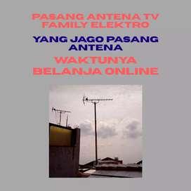 Free pasang baru antena digital terbaik antena tv biar jernih