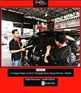 Authorized  Dealer Kaca Film Llumar Medan