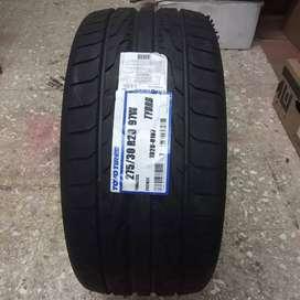 Ban Toyo Tires baru ukuran 275/30 R20  Toyo DRB Mercy