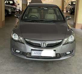 Honda Civic 1.8 S MT, 2011, Petrol