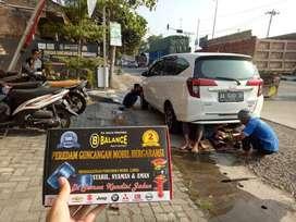 Mobil Anda butuh dipasangkan BALANCE Damper Bos,Agar Ngayun2 Berkurang