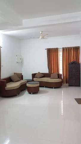 #fully furnished 4bhk luxurious A/C villas
