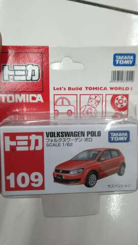 Tomica volkswagen polo