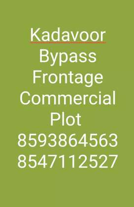 85 Cent Commercial Plot For Sale In kollam kadavoor