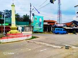 Jual Kios / Toko Murah pinggir jalan Raya Cigudeg Bogor
