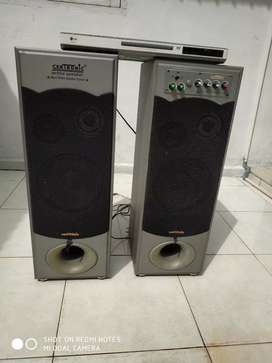 Home theater 1 set dgn dvd