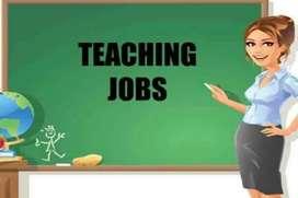 Teacher For Nurser, LKG, UKG