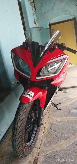 Yamaha, R15 v2, second version, 2012