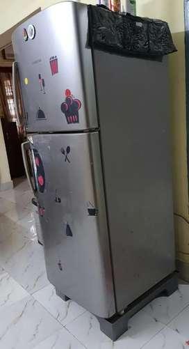 240 ltr samsung double door refrigerator for sale