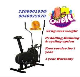 New year special offer on Fibre wheel Orbitreck in Tamilnadu
