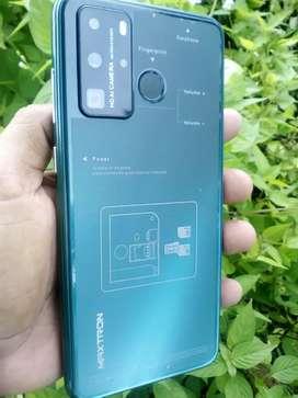 Ram 4GB,4G,Lyr foni 6,5 inci full,4 kamera,Otg,Sidik jari