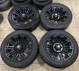 XD R20 Ban MT Dmax,Everest,Ranger,Triton,Terano,Opel dll