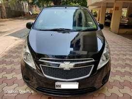 Chevrolet Beat 2010-2013 LS, 2012, Petrol