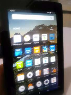 Amazon Kindle Fire 7- 5th Gen 8GB spt baru