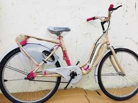 Unused brand new cycle for ladies