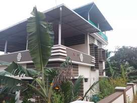 New Beautiful house .well.oll fecility sampigenaqara udyavara udupi