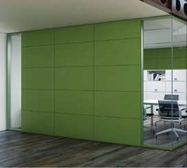 Partition Solution for Commercial and Residential