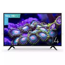 "Cornea brand 43"" smart full hd led tv with warranty one year"