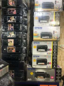 Epson new and used printers