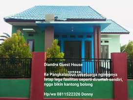 Homey Villa Diandra,  Ke Pangkalanbun sekeluarga, nginepnya tetap lega