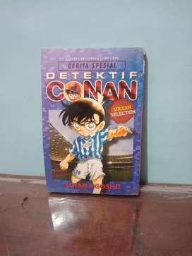Komik Detektif Conan : SOCCER SELECTION (Cerita Spesial) .