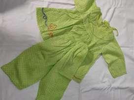 Baju tidur anak 3 pcs hanya 35.000