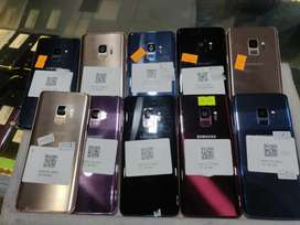 Samsung Galaxy S9 Duos 4/64, A Stock Rs=27500, B Stock Rs=21500
