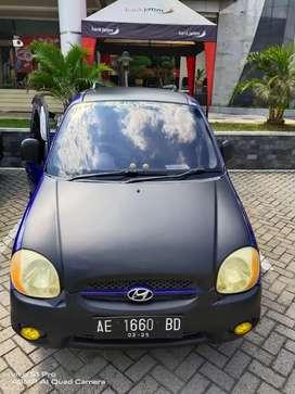 Jual cepat Hyundai Atoz 2003 , ori siap pakai