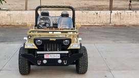 Jain motor jeep