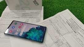 Samsung galaxy S20 FE 5g 8gb 128gb Mobile for sale in showroom conditi