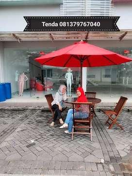 Payung pinggir kolam. Ready stock Palembang