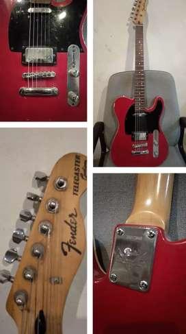 gitar fender telecaster custom made USA
