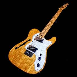 Fender Telecaster Thinline TN72 Natural Ash Japan 2007 Great Condition