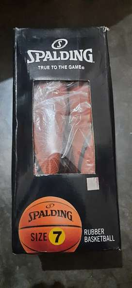 Spalding size 7 basketball