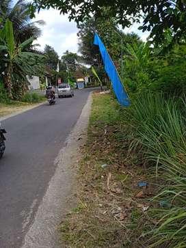Tanah Murah Cocok Untuk Usaha Atau Ruko, Mangku Jalan Utama.