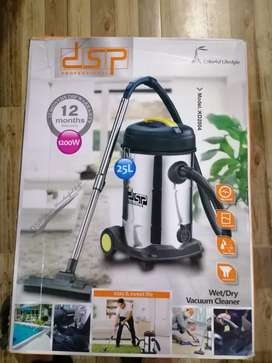 Imported german wet and dry Drum Vacuum cleaner