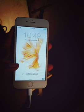iphone 6s good condition with warranty on cod yes
