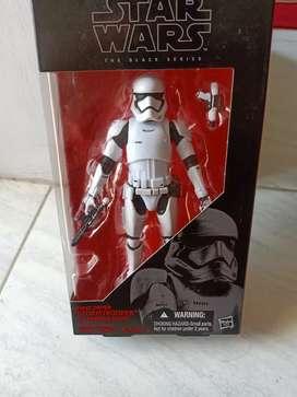 Stromtrooper first order Hasbro black series.